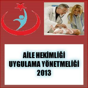aile-hekimligi-yonetmeligi-2013